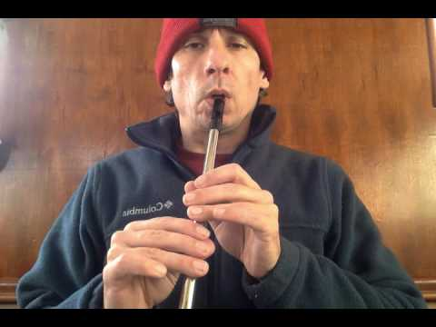 Jingle Bells | Tin Whistle