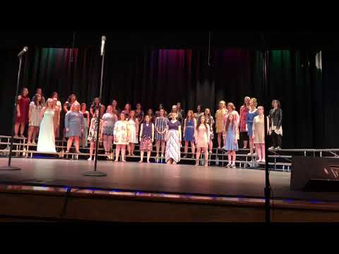 Siloam Springs High School Panther Revue 2018