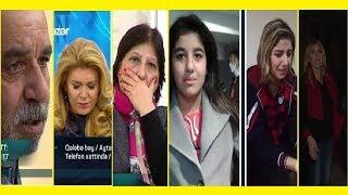 Bize danis - Ayten Turkiyede hansi veziyyetde tapildi / Bizə danış