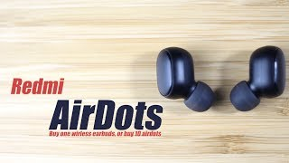Xiaomi Redmi AirDots Review: The best of the budget earbuds market
