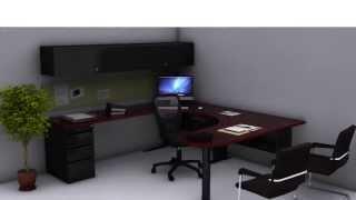 New Life Office - Executive Desk