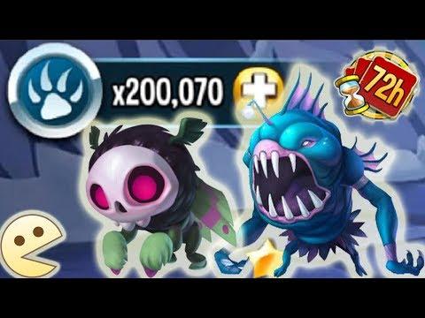 😍Monster Legends - 24 Hour Challenge Get all Legendary Enypiast Epic Mothman