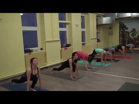 Hatha Yoga Classical Suryanamaskara