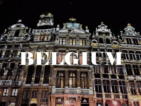 TRAVEL VLOG I What to do in Belgium, Brussels ?