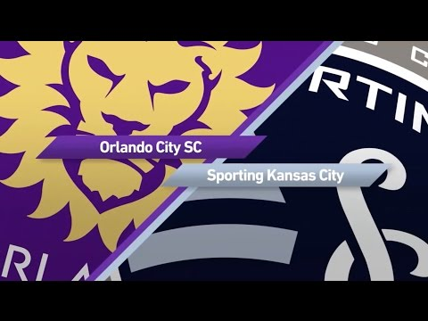 Condensed Game: Orlando City vs. Sporting Kansas City   May 14, 2017