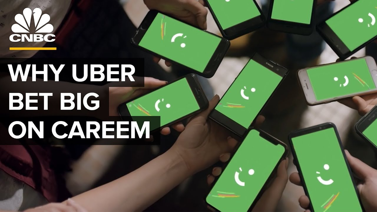 Why did Uber Spend $3.1 Billion on a Middle Eastern Rival?