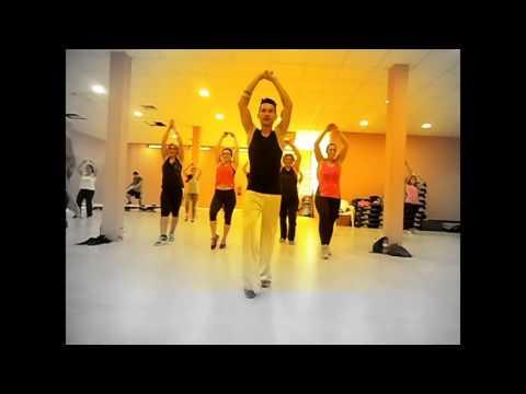 San Luis Ft Chino Y Nacho Se Acabo choreo by Emanuel