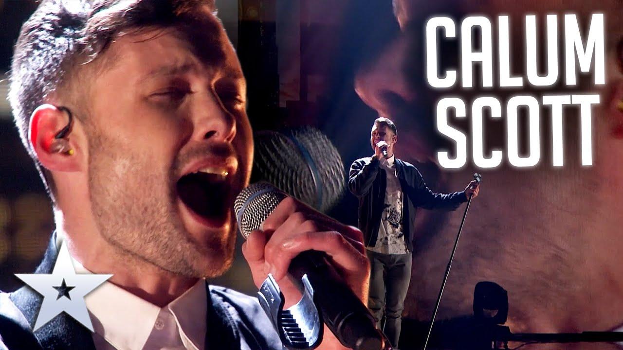 Calum Scott is Simon's NEW FAVOURITE! | Live Shows | BGT Series 9