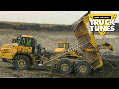 Kids Truck Video - Dump Truck