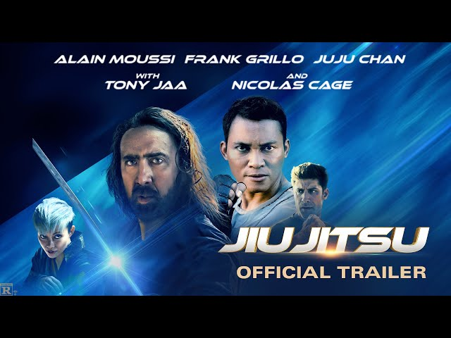 JIU JITSU l Official US Trailer l In Theaters, On Demand & Digital November 20