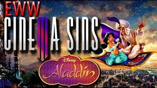 Everything Wrong With CinemaSins: Aladdin in Just About 15 Minutes
