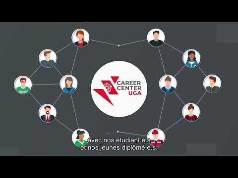 Career Center UGA : recrutez nos étudiants et nos jeunes diplômés !