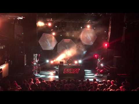 Cadenza live at Burst KOKO 27th Jan 2017
