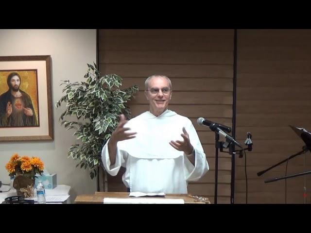 Women's Christian Fellowship Week 11  Fr Bill Marquis 01 23 2020
