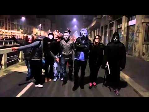 Halloween Milano Navigli