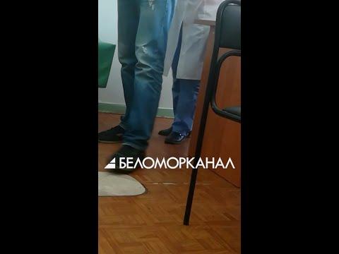 Как корабел Северодвинска ходил на приём во время эпидемии ковид-19