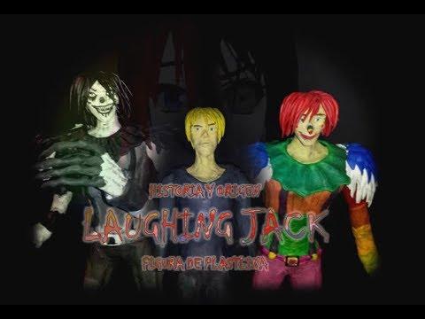 El Origen De Laughing Jack [creepypasta] - Figuras De Plastilina
