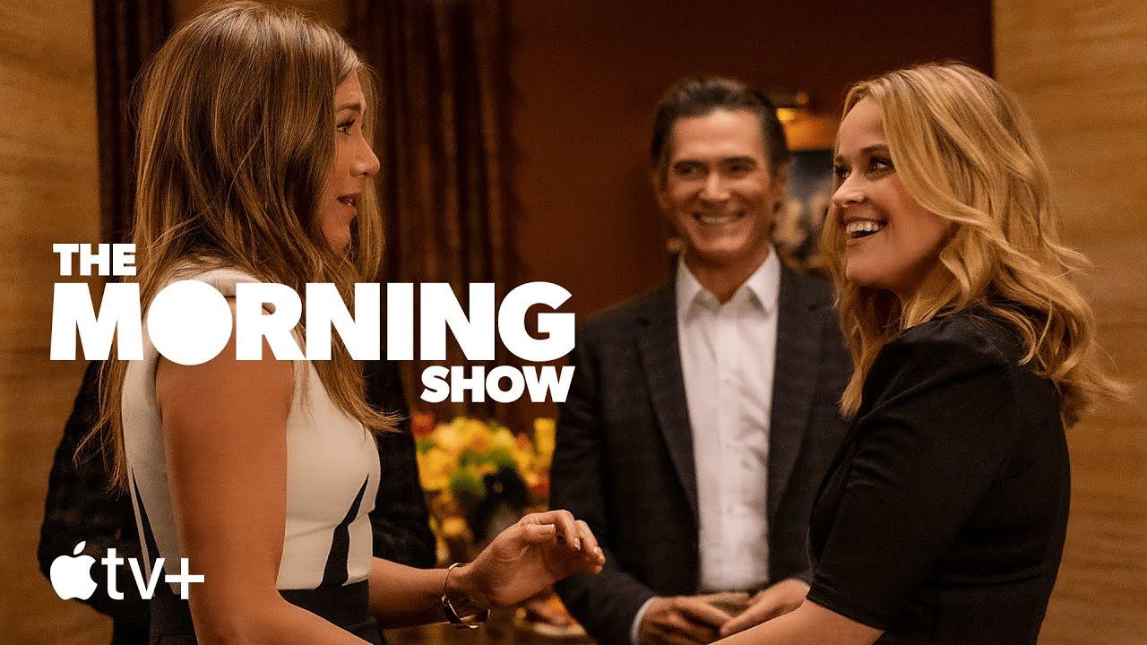 The Morning Show — Teaser 2.ª temporada   Apple TV+