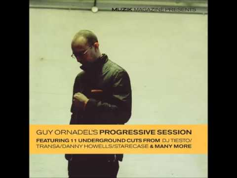 Guy Ornadel -  Guy Ornadel's Progressive Session