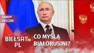 Kreml bada opinię Białorusinów – jak na Krymie przed aneksją / NAPISY PL