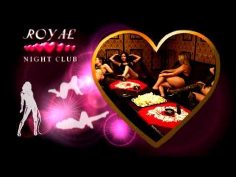 Royal night club Bratislava