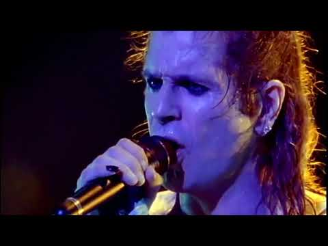 Ozzy Osbourne Demon Alcohol Live Rare