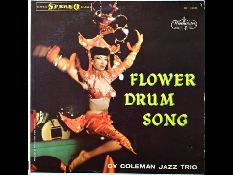 "Cy Coleman ""Flower Drum Song"" 1958 STEREO Jazz Piano FULL ALBUM"