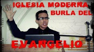 Mensaje Impactante | Shocking Message: Iglesia moderna burla del Evangelio