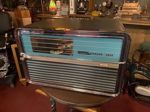 Seeburg 1000 Background Jukebox Music System FOR SALE $2,495