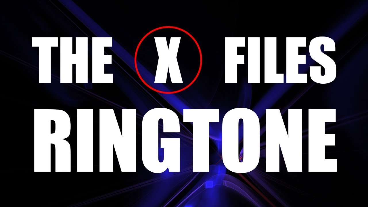 The X-Files Theme Ringtone 1 1 APK Download - Android Music