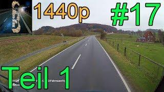 Führerstand LKW #17 Teil 1 (Von Lemgo nach Langenhagen) [1440p] (Führerstandsmitfahrt) Vico-Opia 2