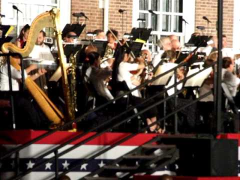 """The Philly Pops Orchestra plays """"American Salute"""" by Morton Gould"""