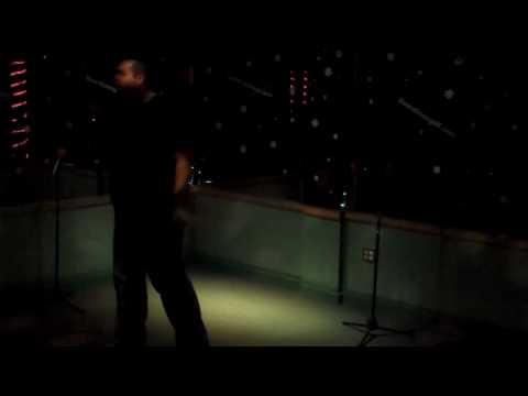 "Lizard Lounge Long Island Karaoke Joey  ""Vision Of Love""  Mariah Carey"
