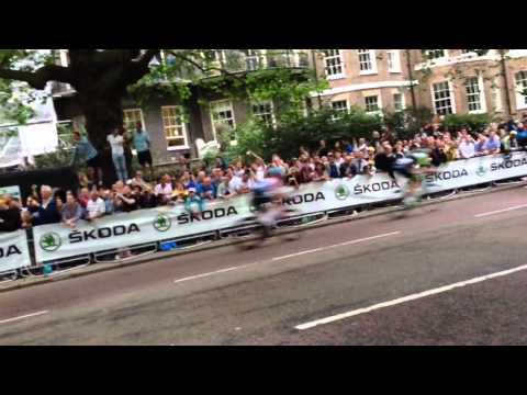 Tour de France 2014 Stage 3 London Finish