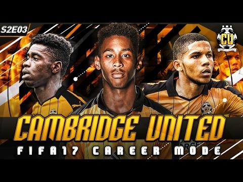 SOUTHAMPTON AT HOME 🏠 Cambridge United Career Mode | S2E03 | FIFA 17