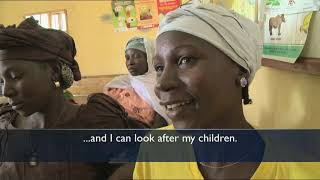 Health Innovations - Family Planning in Nigeria - AF18856
