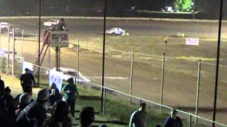 Boothill speedway factory stock king of the hill heat race 3