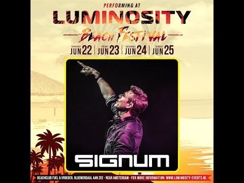 Signum (producer set) [FULL SET] @ Luminosity Beach Festival 25-06-2017