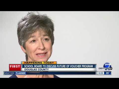 School board to discuss future of Douglas County's voucher program