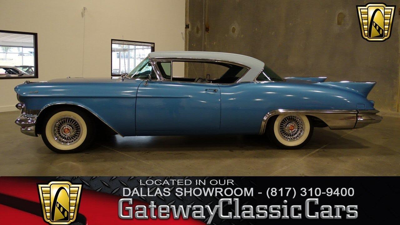 1957 Cadillac Seville #338-DFW Gateway Classic Cars of Dallas ...