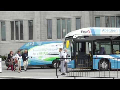A Hydrogen Economy for Aberdeen City Region