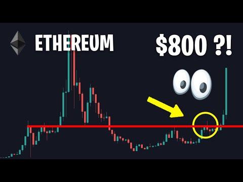 ETHEREUM PRÊT À EXPLOSER EN 2020 ??! - Analyse Crypto Bitcoin Daily Brief FR - 12 Novembre 2019