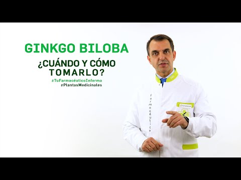 Ginkgo Biloba, cuándo