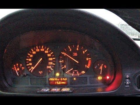 BMW E39 КИПИТ ! АВАРИЙНЫЙ РЕЖИМ !