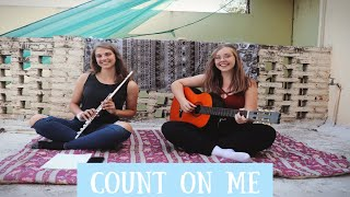 Count On Me by Bruno Mars (Cover)