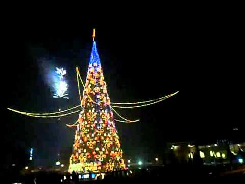 Happy New Year 2011 At Manado City Indonesia