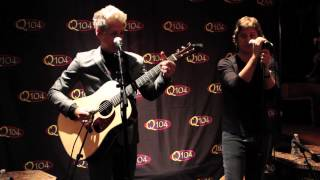 "Rob Thomas And Kyle Cook Of Matchbox Twenty - ""3 AM"" Acoustic"