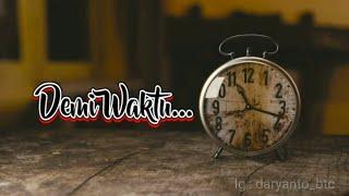 Status WA Keren Motivasi Islam Demi Waktu