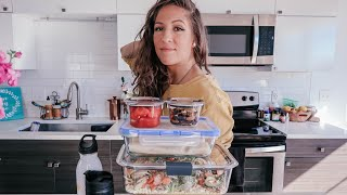 Raw Vegan Food Prep // Lunches and Snacks To Go