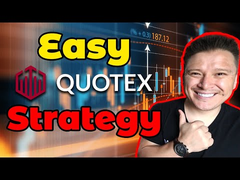 😱💵EASY Quotex Strategy for Binary Options Newbies🤑📈